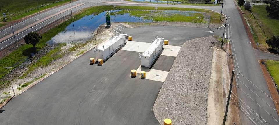 Picton Truck Stop
